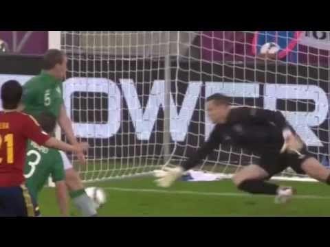 David Silva skills&goals HOA