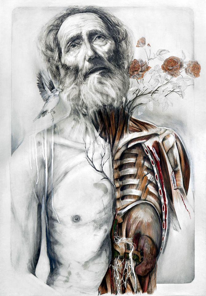 Fine-art anatomy by Nunzio Paci; an update | Anatomy for Artists ...