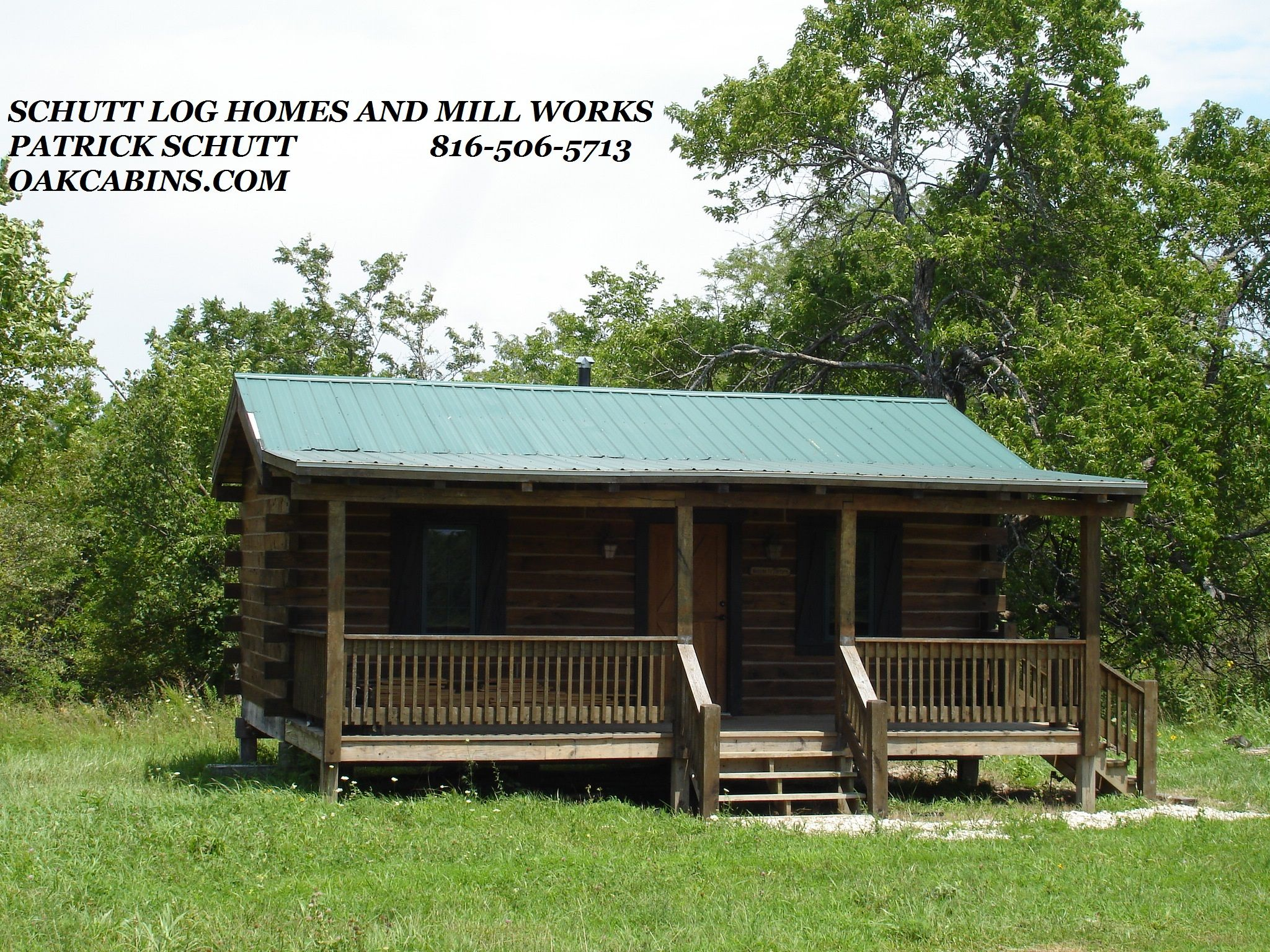 Schutt Log Homes And Mill Works  Hunting Cabin Kit, Itu0027s Adorable!