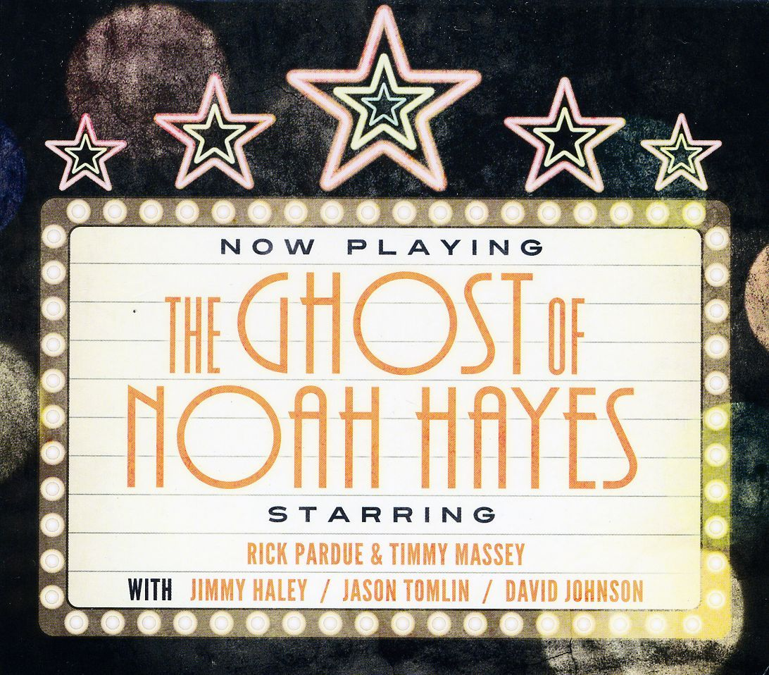 Rick & Timmy Massey Pardue - Ghost Of Noah Hayes, Silver