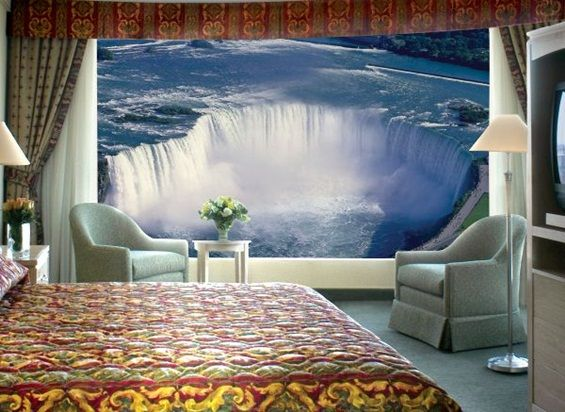 Hotel Rooms With Amazing Views Best Ever Hilton Suites Niagara Falls Ontario My Gosh The View From 50th Floor Mesmerized Me For 3 Nights