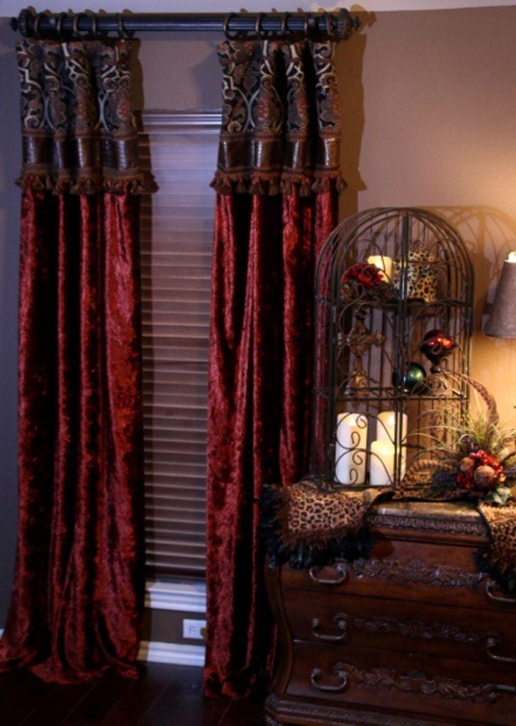 curtains for your home by collection tuscan style