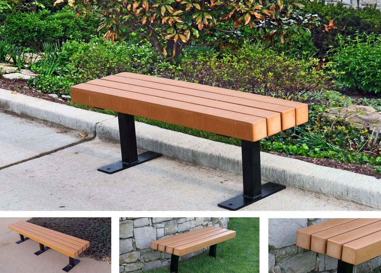 Cool Trailside Bench In 2019 Park Benches Bench Park Beatyapartments Chair Design Images Beatyapartmentscom