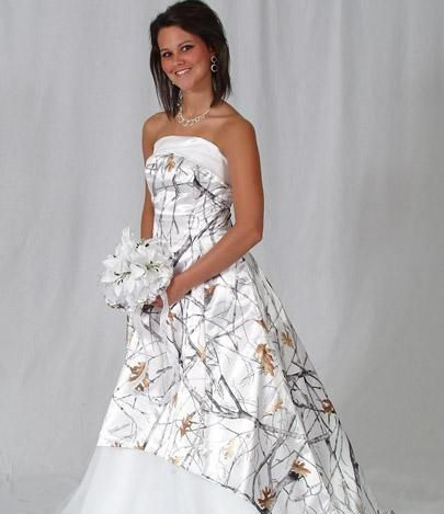Camo Weddings Best Cakes Dresses More Hunting Boots News 1