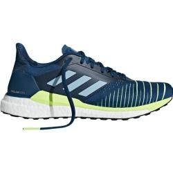 Photo of Adidas men's solar glide shoe, size 44? in dark blue / white / mint, size 44? in dark blue / white / wed