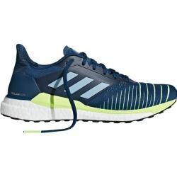 Photo of Adidas Herren Solarglide Schuh, Größe 47 ? in Dunkelblau/Weiß/Mint, Größe 47 ? in Dunkelblau/Weiß/Mi