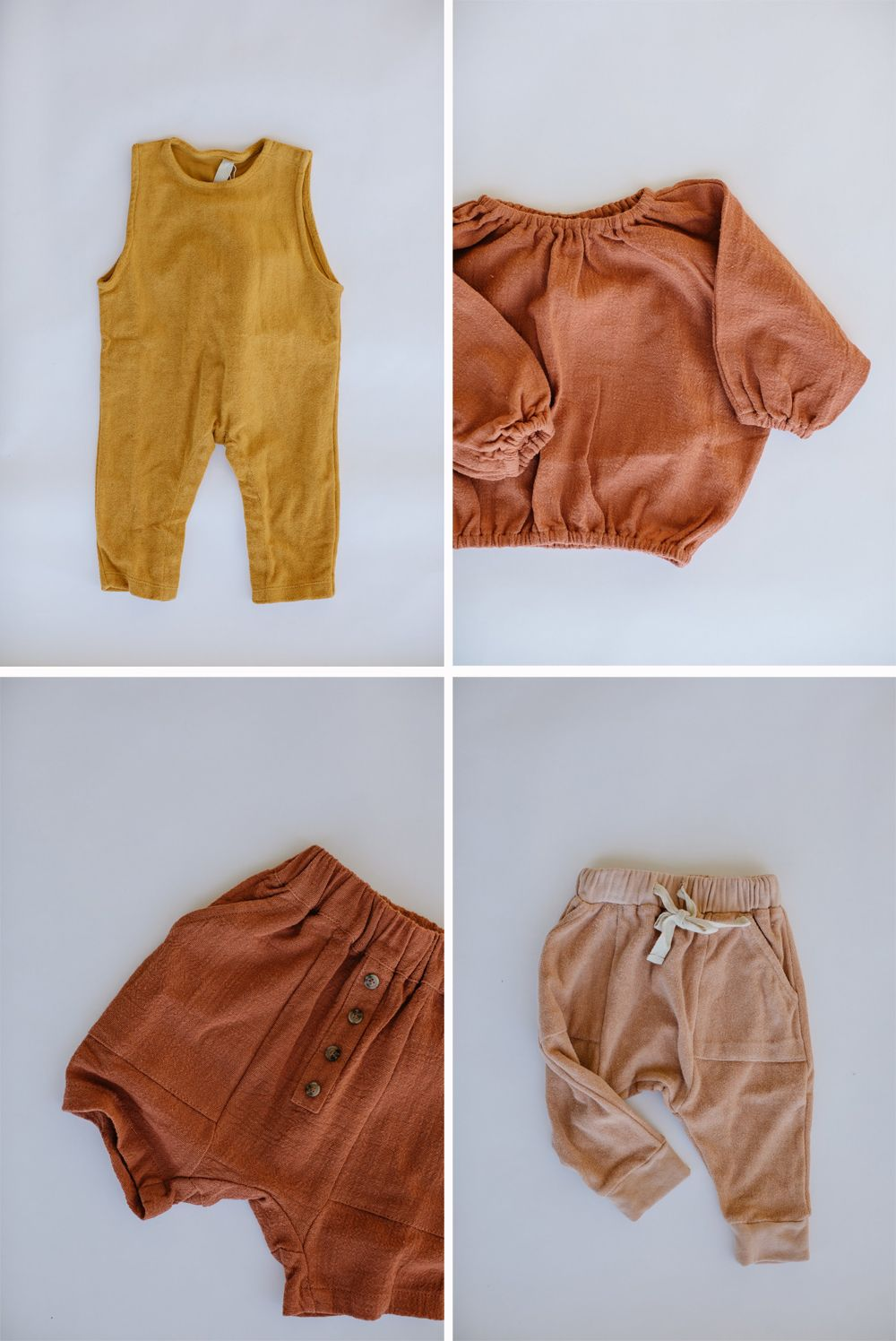 millk a laid back baby clothing brand from byron bay gender