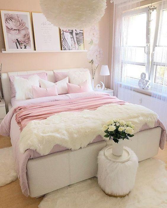 26 Amazing Comfy Master Bedroom Design Ideas Bedroom Design Girl Bedroom Designs Bedroom Decor