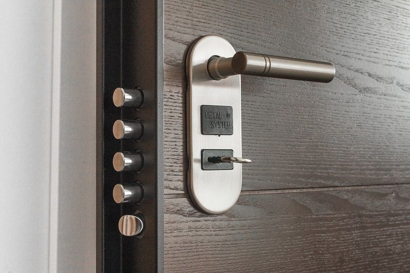 Tips To Maintain Automatic Doors Locks Home Security Tips Home Security Systems Best Home Security
