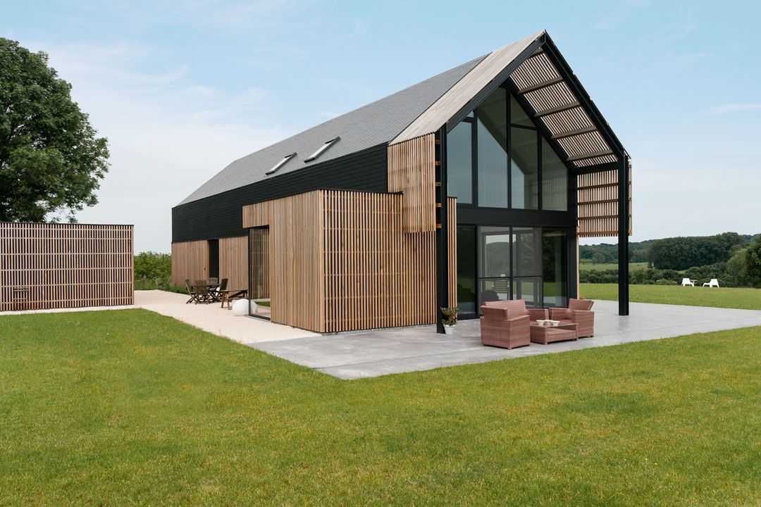 bouwen + verbouwen | house addition + renovation - nukerke - sito