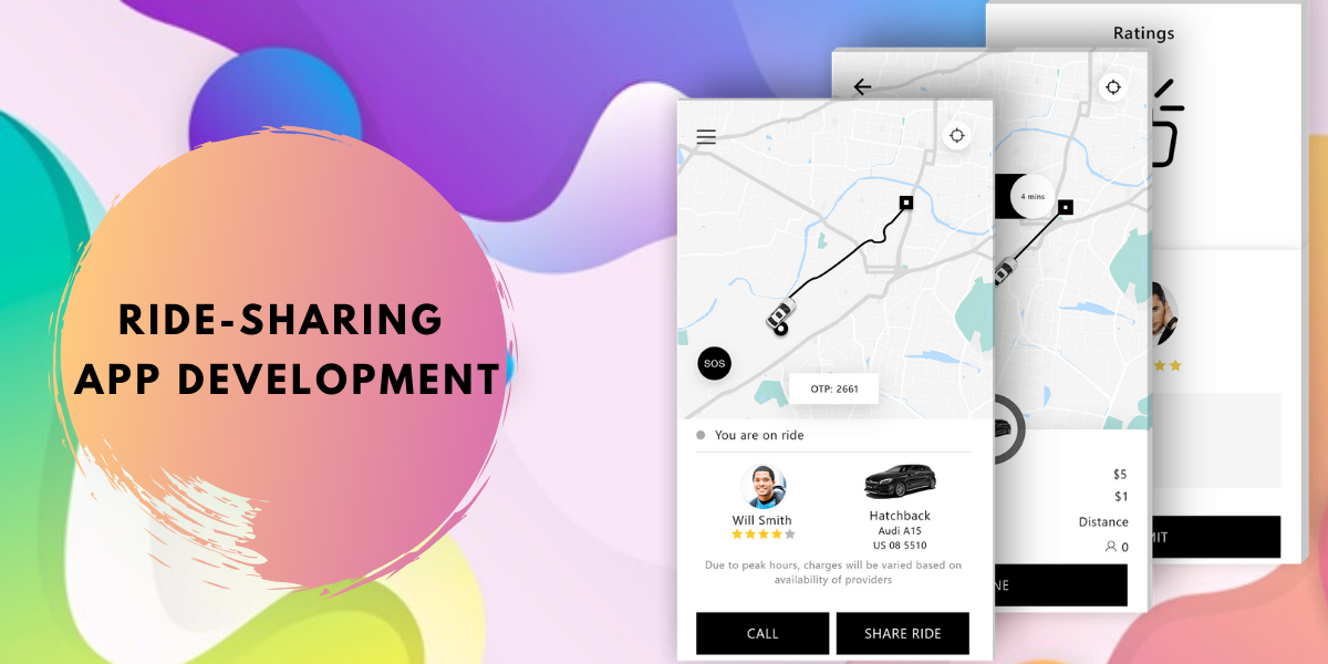 Ultimate Guide To Launch A Ride Sharing App For Your Offline Taxi
