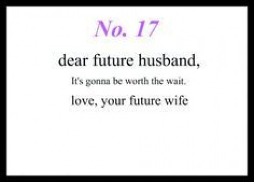 Dear Future Husband #relationshipquotes #godly #relationship #quotes