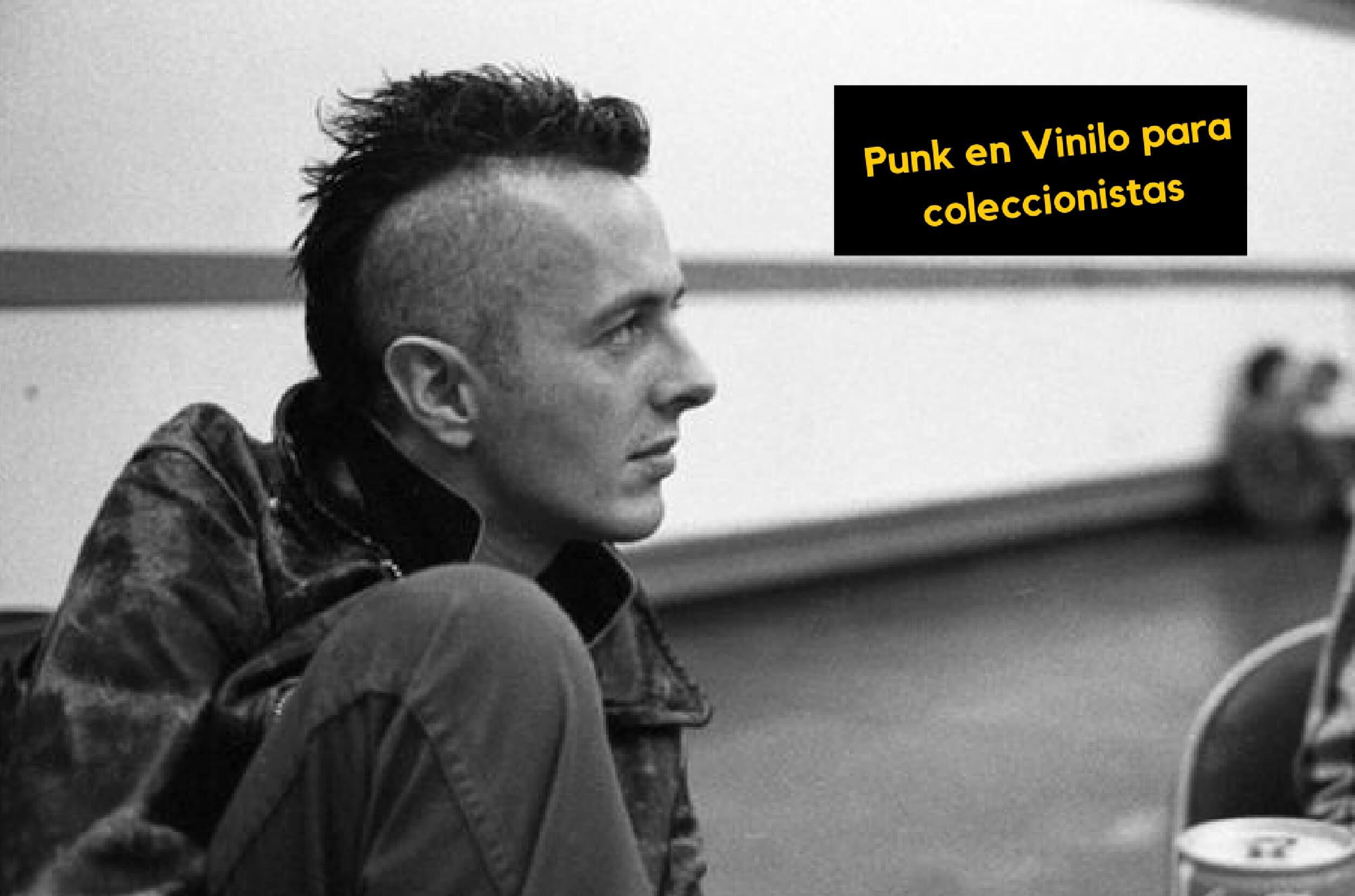 6 discos de punk en vinilo para coleccionistas del género punk #punk #discospunk #coleccionsitas #vinilos #discosdevinilo