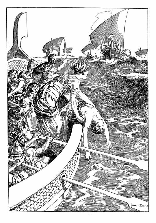 Howard Davie - Medea killed her brother and cast him into the sea. Tags: argonauts, jason, medea,