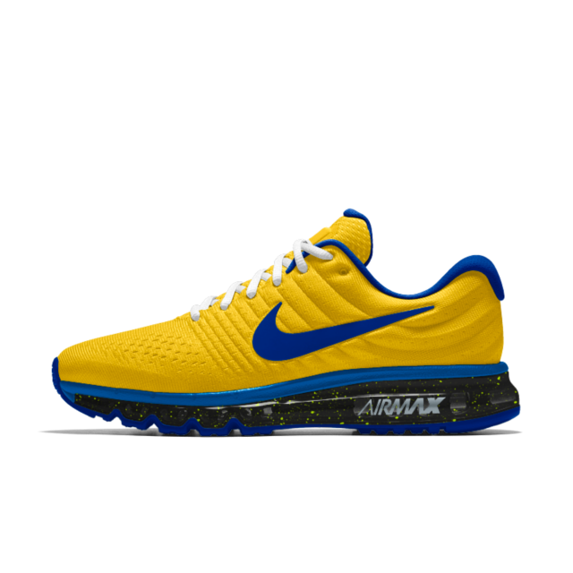 Nike Air Max 2017 iD Women's Running Shoe | my design shoes