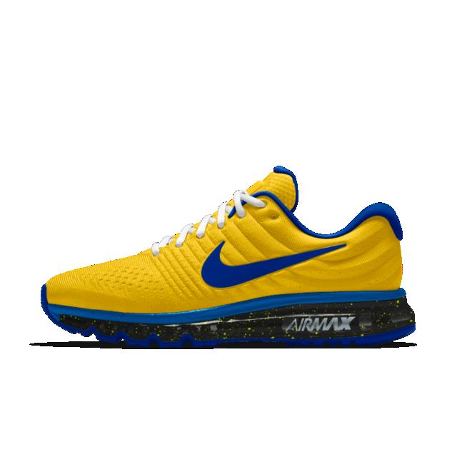 Nike Air Max 2017 iD Running Shoe | Sneakers nike, Nike air