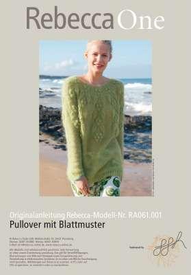 Photo of Strickanleitung – Weiter Patent-Pullover