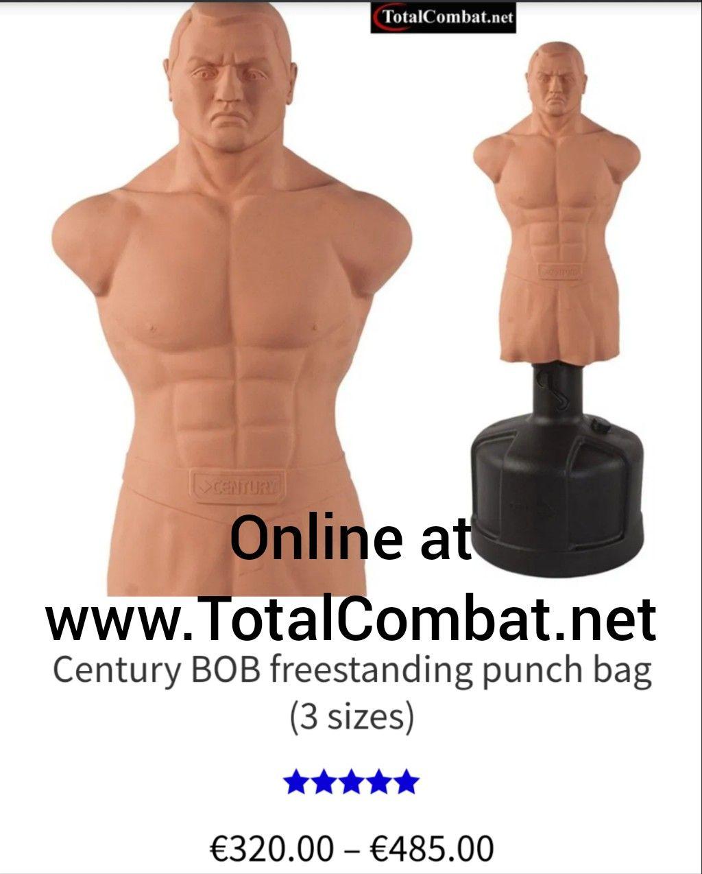 Century BOB Freestanding Punch Bag
