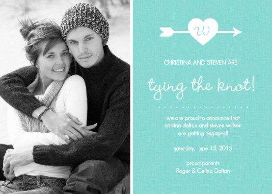Online Wedding Announcements | Wedding Announcement Ideas ...