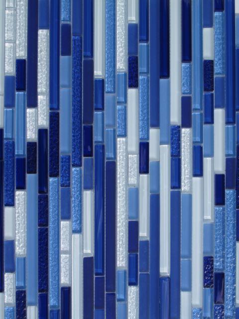 cobalt blue subway tile Google Search A fun place to GO