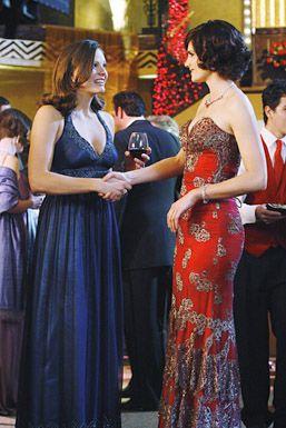 Beckett (Stana Katic) in season 1 episode 7
