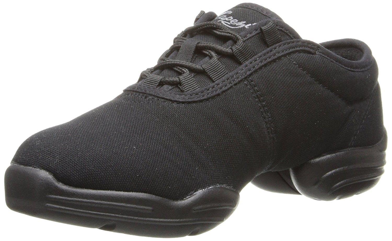 Canvas dance sneaker black cs113dnncn5 dance