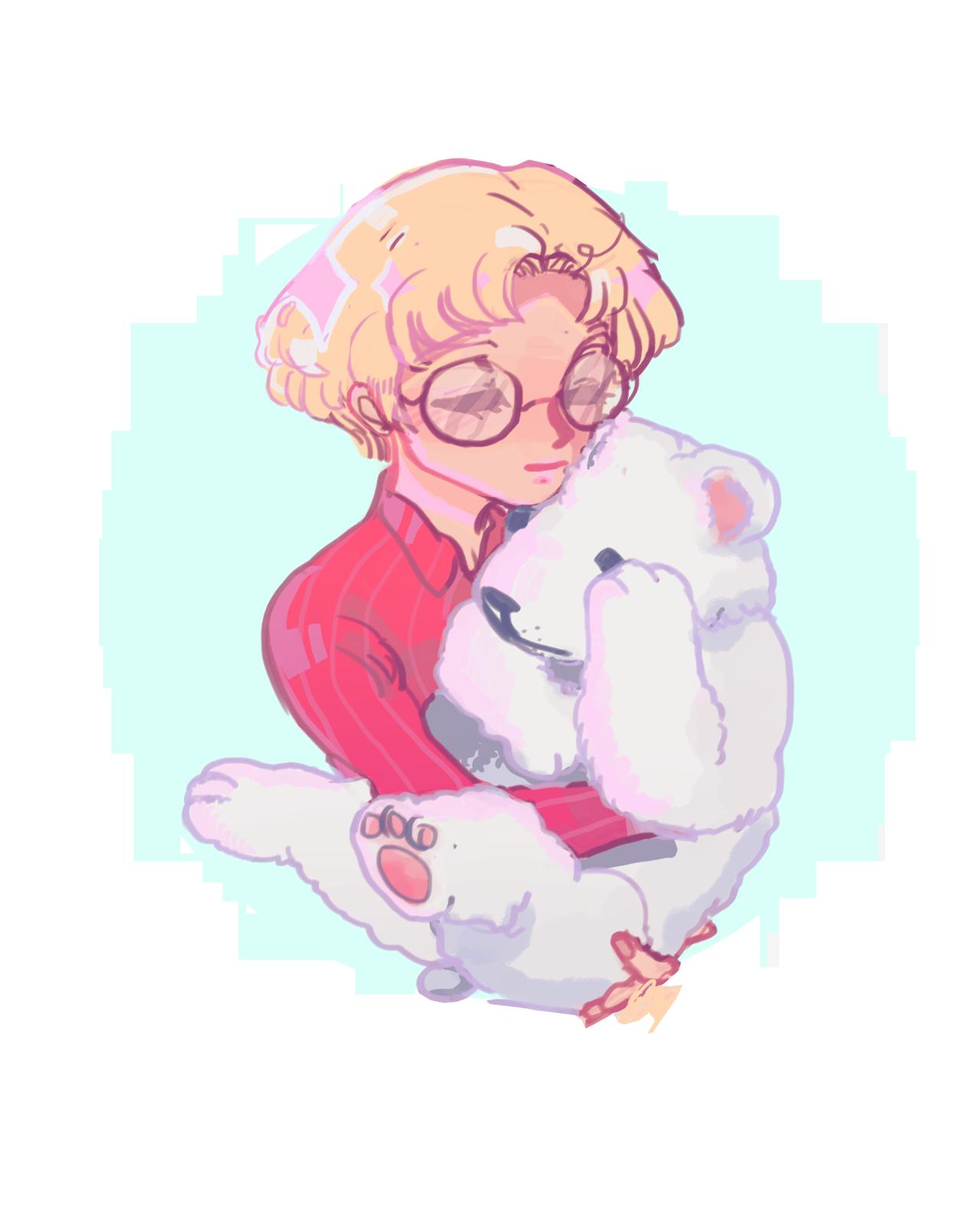 Pin by ♡ on Hetalia Art music, Bear hug, Anime
