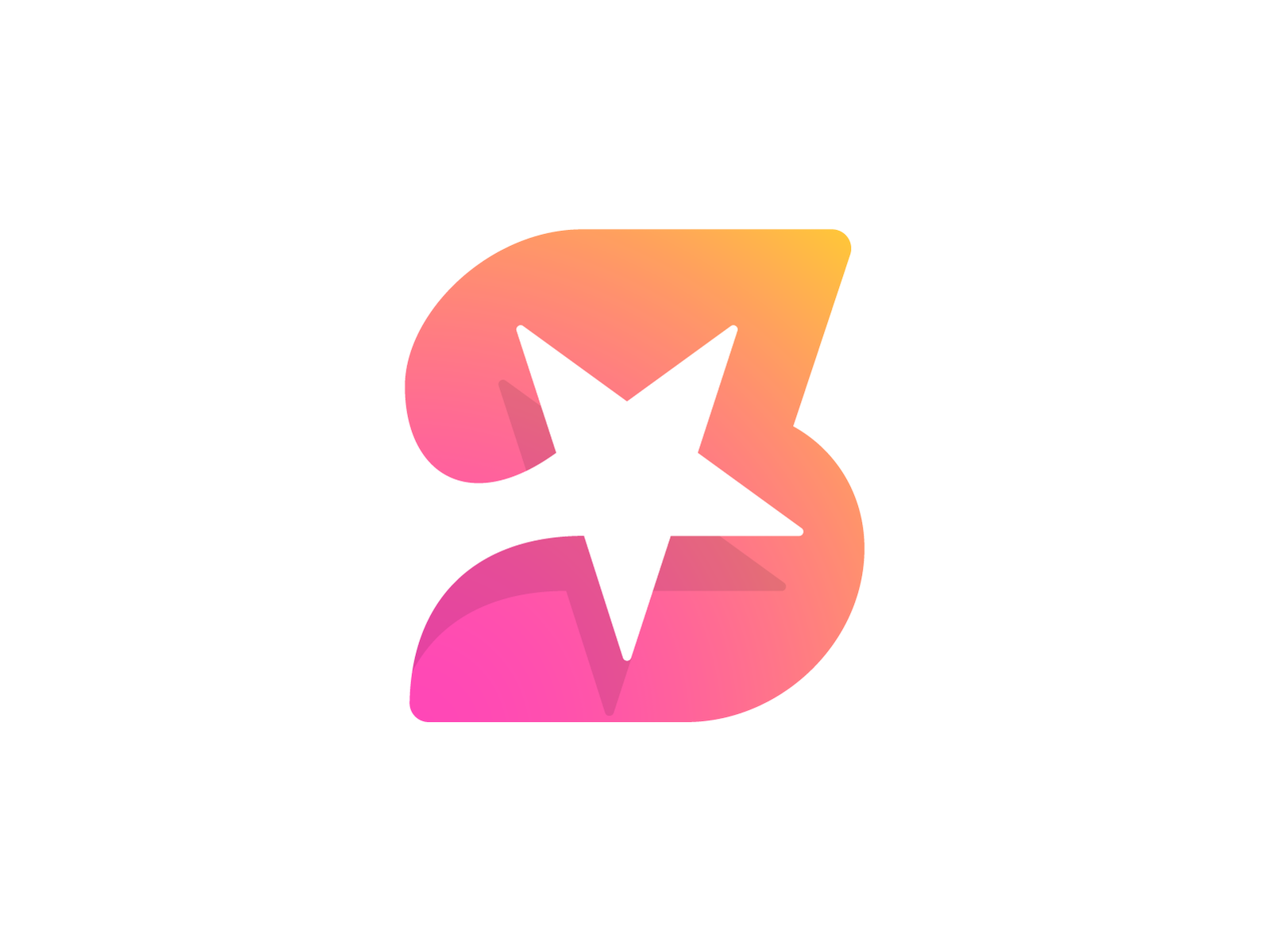 S For Star Logo Exploration Unused For Sale Star Logo Planet Logo Logo Design