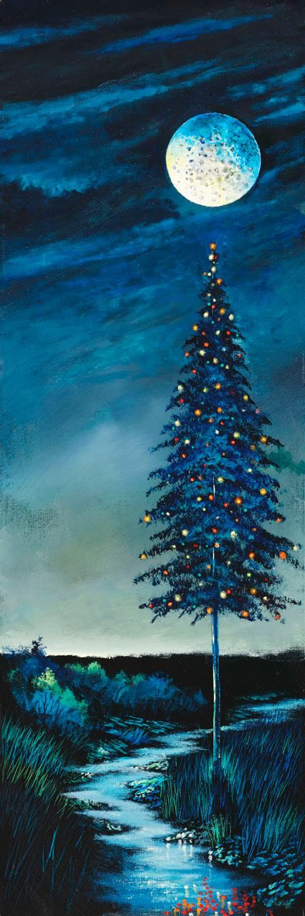 All Is Calm By Ford Smith Christmas And Children Illustrations