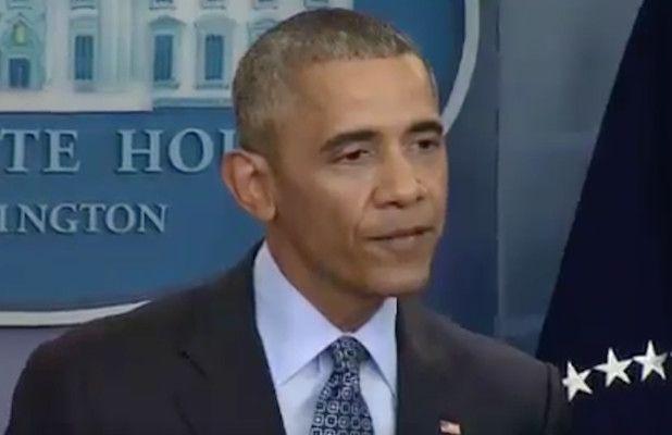 Inhuman Idiots Think President Obama Golfed Through Hurricane Katrina
