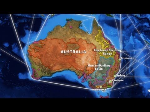 Australia Map Video.Australia Information Know About Australia Country About