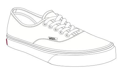 Baldauf Blogart For Fun Van Sneaker Art Into Clay Shoes