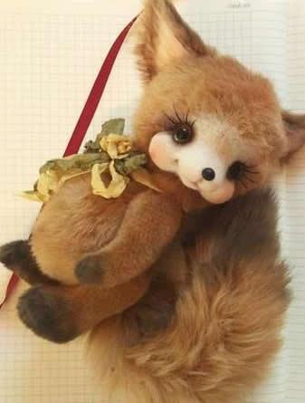 Maravillosas muñecas con forma muy realista de niños, patrones incluidos.