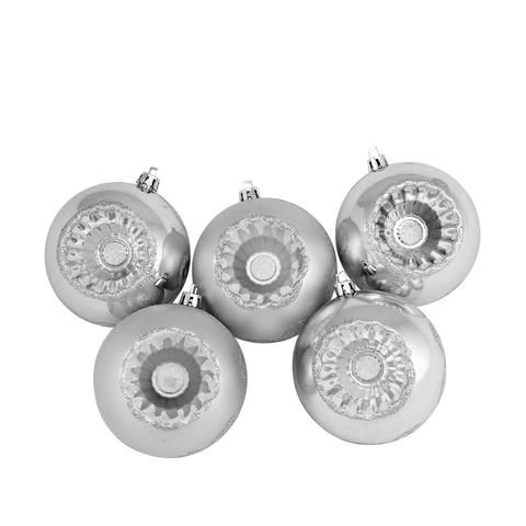 Current In Stock Quantity: 96Quantity Due In: Expected Arrival Date: 5-piece set Color: silver splendor Finish: shiny and matte Features:...