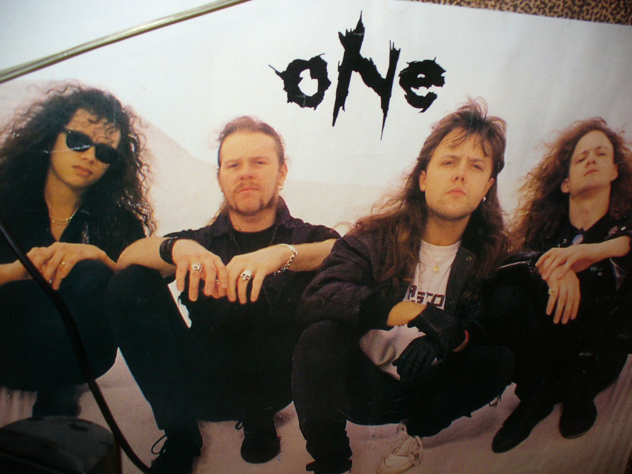 one by metallica Download metallica music for free #1 rated music site 65 million songs get lyrics ♫ music videos for your iphone.