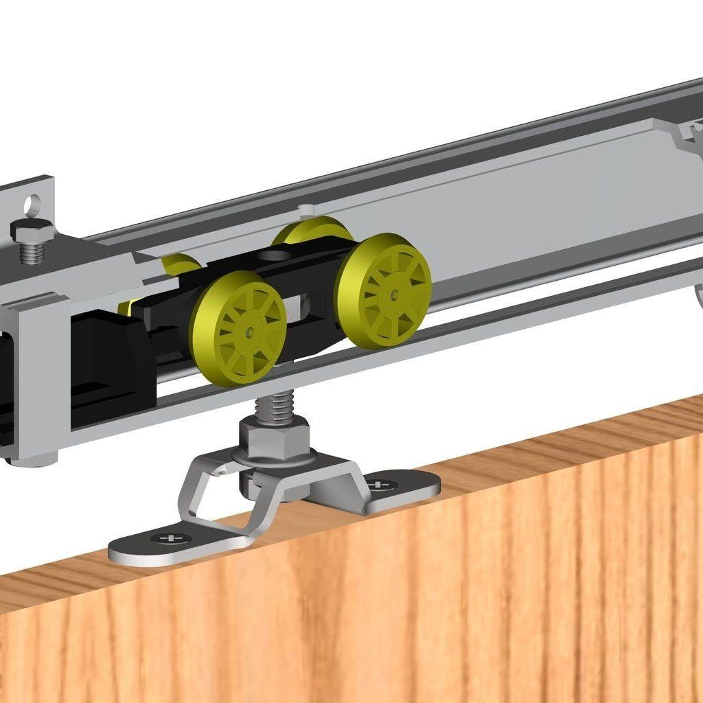 Sliding Door Tracking System | http://togethersandia.com | Pinterest ...