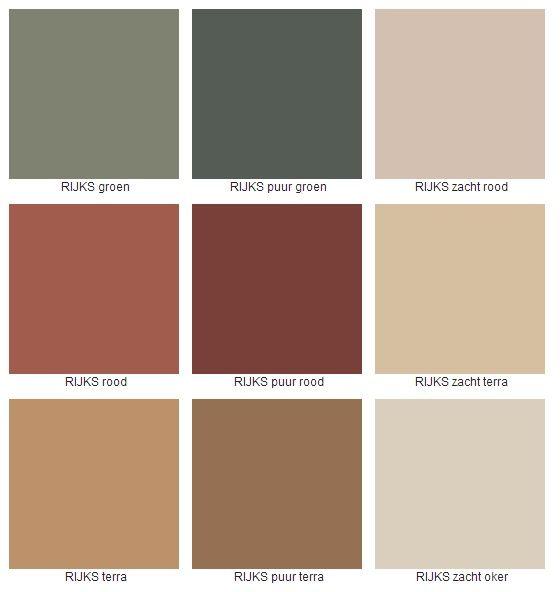 kleurenpalet interieur google zoeken