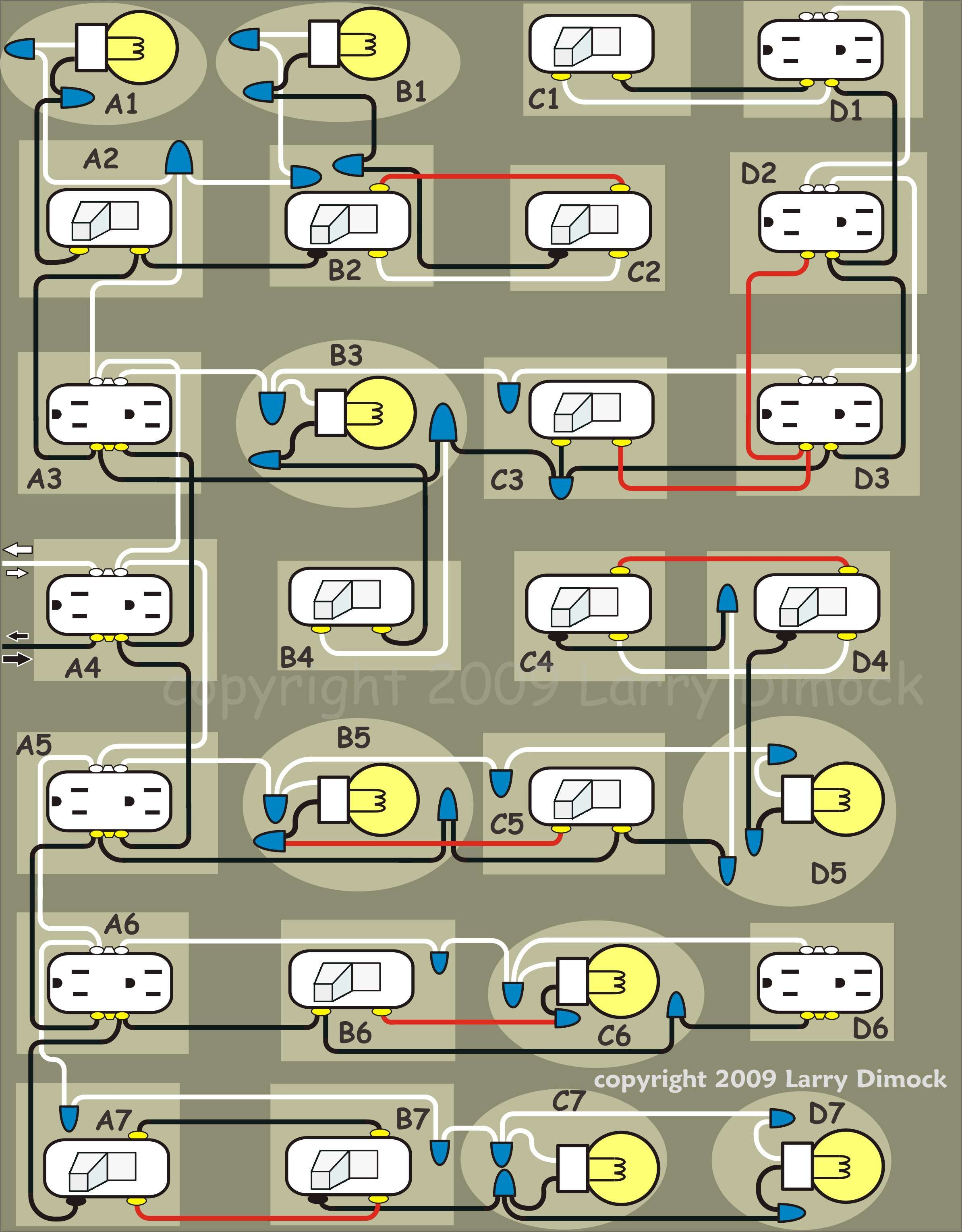Wiring Diagram Home