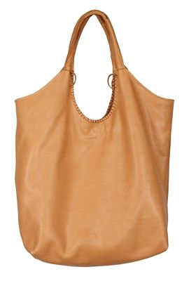 Jennifer Haley Sophisticated Shopper in Tan