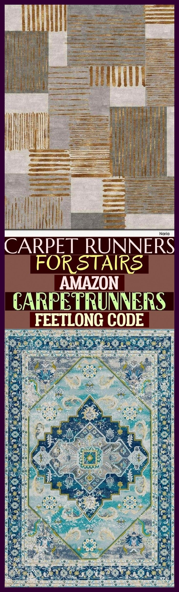 Best Carpet Runners For Stairs Amazon Carpetrunners Feetlong 640 x 480