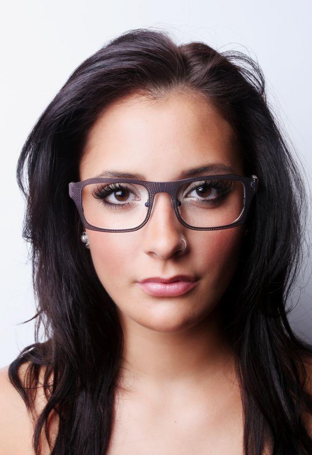 womens designer framestitanium glassesunique modern frames via women with vision - Modern Glasses Frames