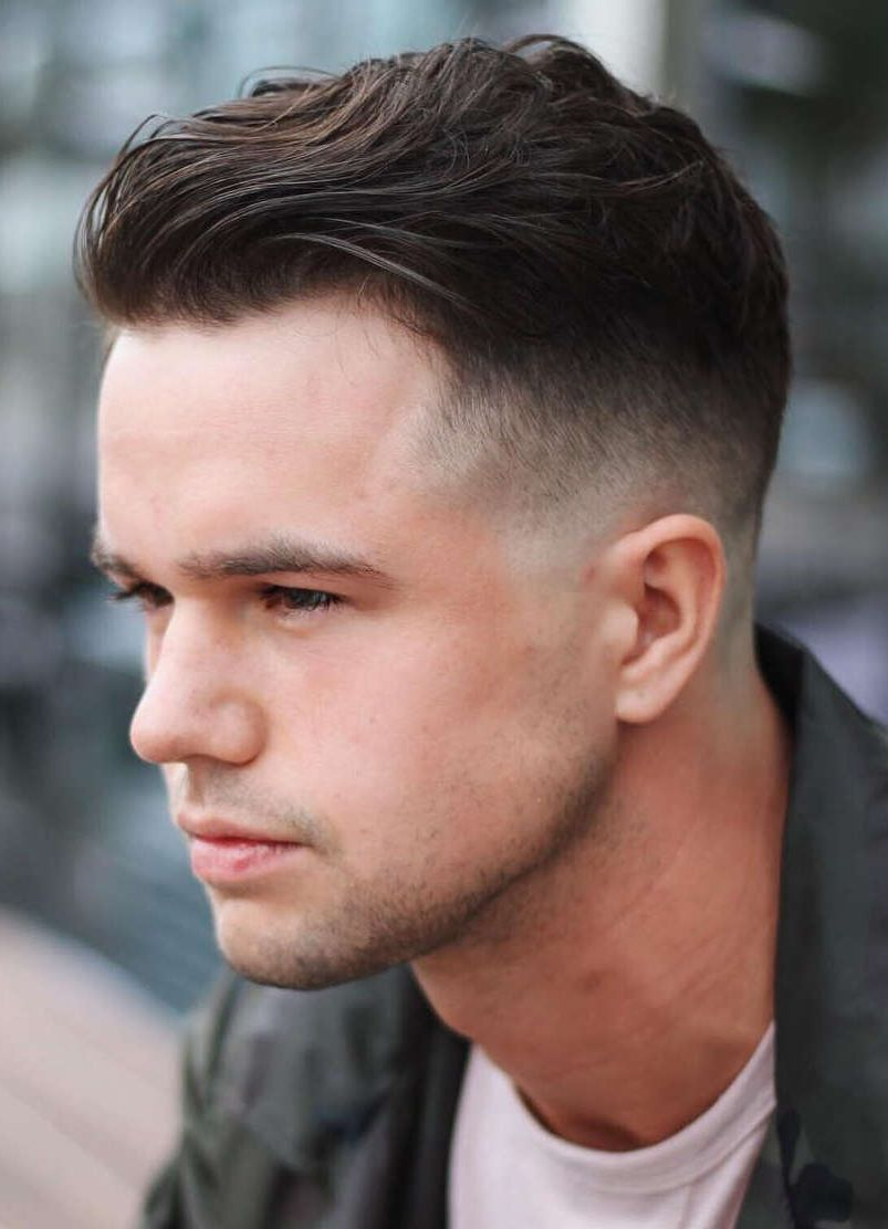 20+ Selected Haircuts for Guys With Round Faces