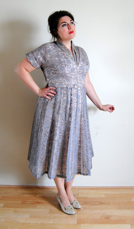 1940s Style For Plus Sizes Google Search Vintage Beauties All