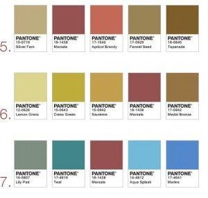 Dé trendkleur voor je interieur in 2015: Marsala!