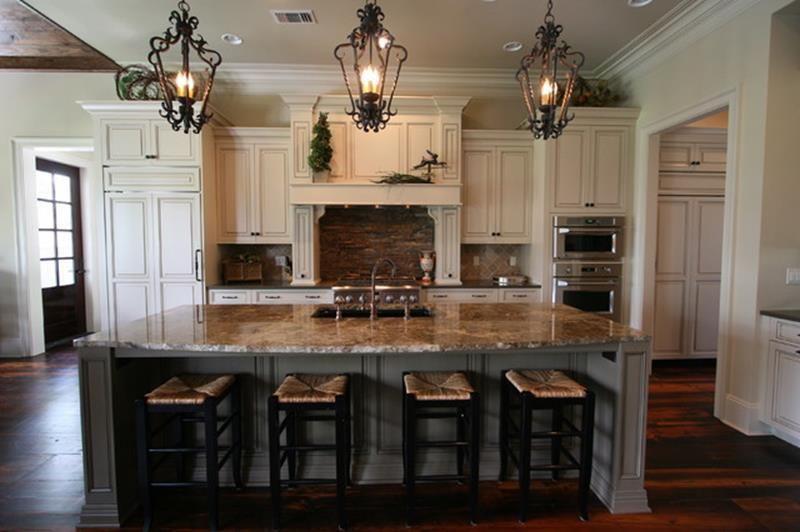 New Orleans Style Kitchen Decorating Ideas 29 Kitchen Design Examples Traditional Kitchen Kitchen Cabinet Design