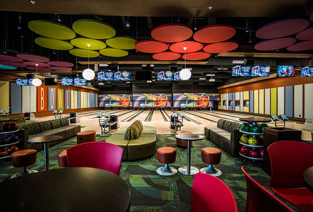 Strikes Bowling Alley Wind Creek Atmore Pinterest