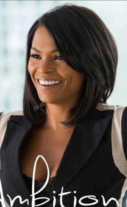 Strongly Considering The Bob Life Again Nialong Nia Long Hair Wig Hairstyles Hair Styles