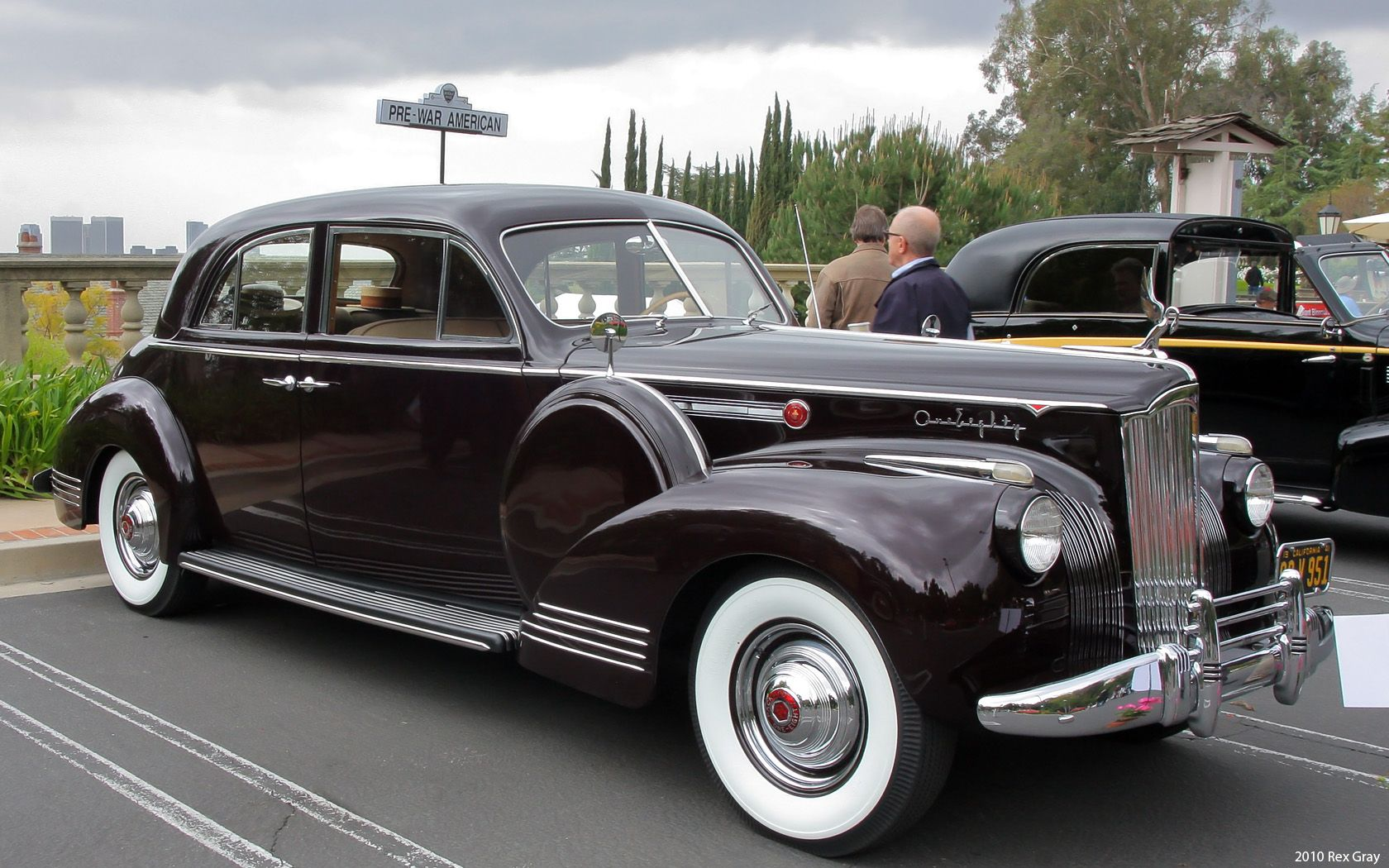 1941 Packard 180 LeBaron Sport Brougham | Dream cars, Vintage cars, Street  rods for sale
