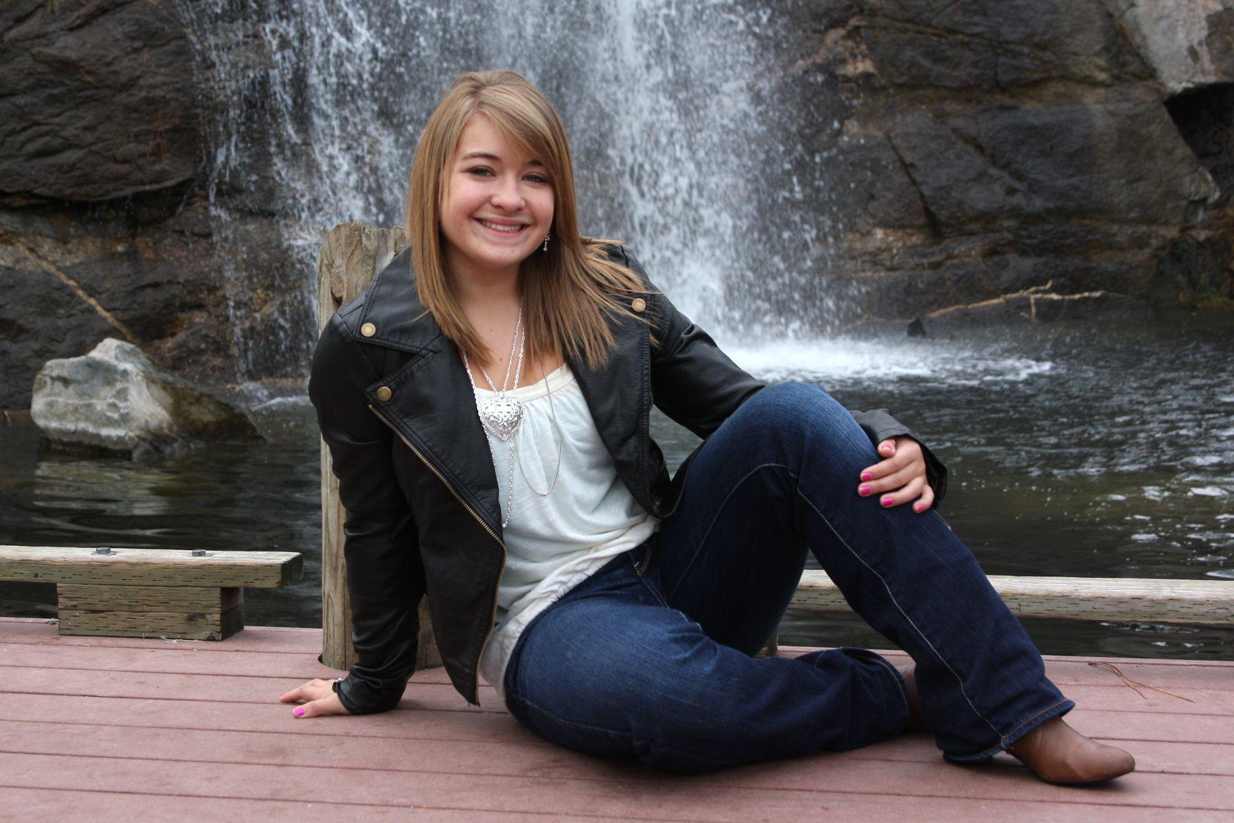 Jessica at Mirabeaux Park