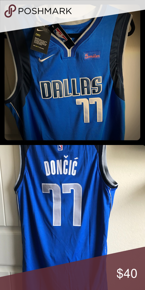 buy popular 9f42a cb90c luka doncic jersey authentic